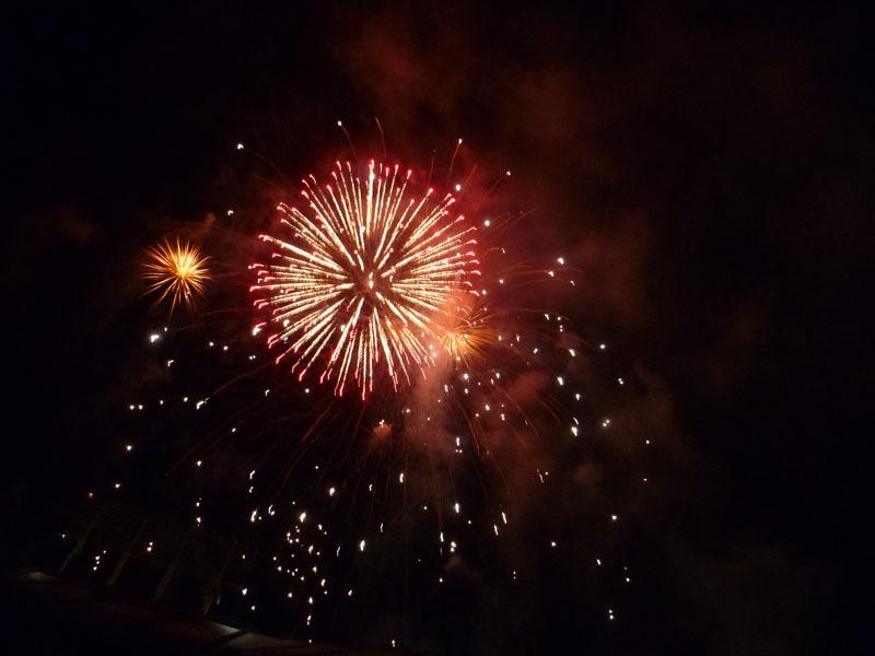 Fireworks 2012